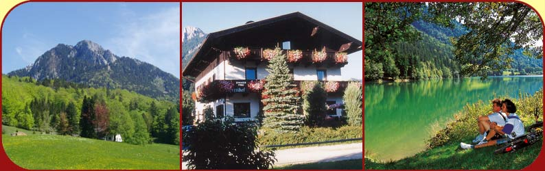 Pension Rupertihof | Fuschl am See - Austria